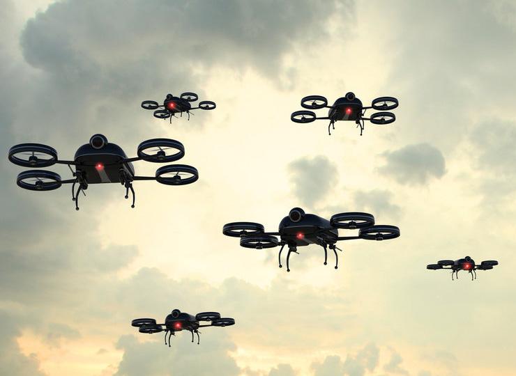 ISO'dan Global Drone Standarları