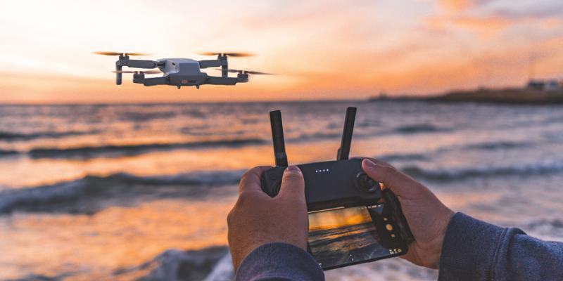 5 Temel Drone Çekimi Yöntemi