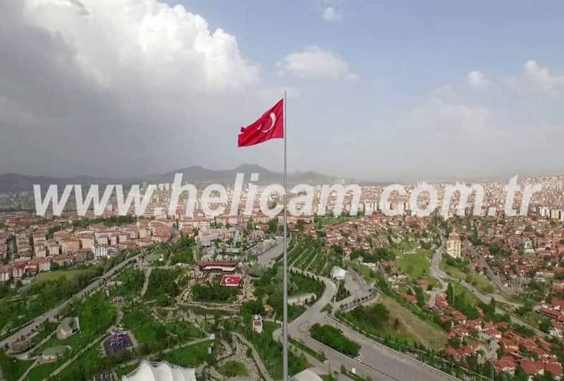 Ankara Meydan Stok Video