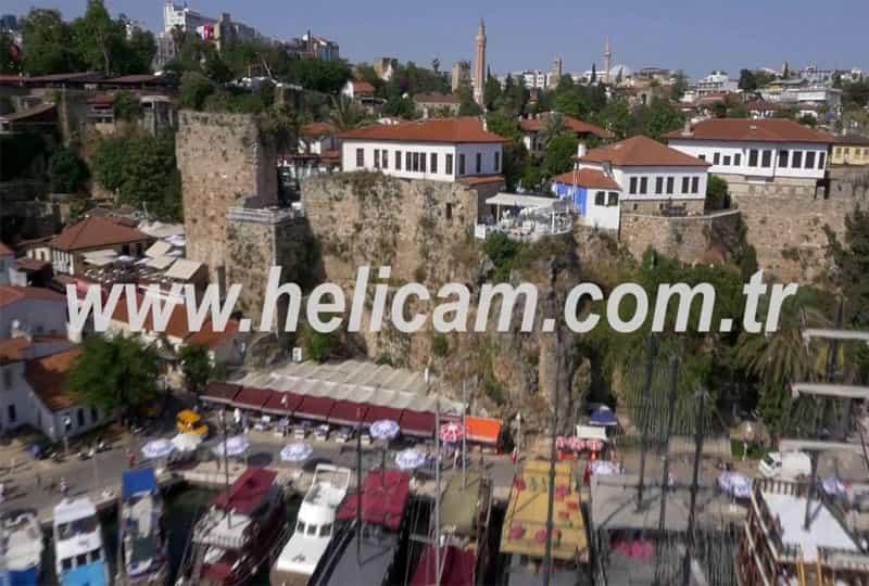 Antalya 4K Stok Video