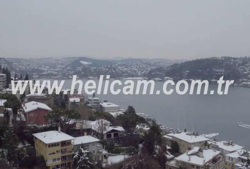 Yeniköy Havadan Stok Video