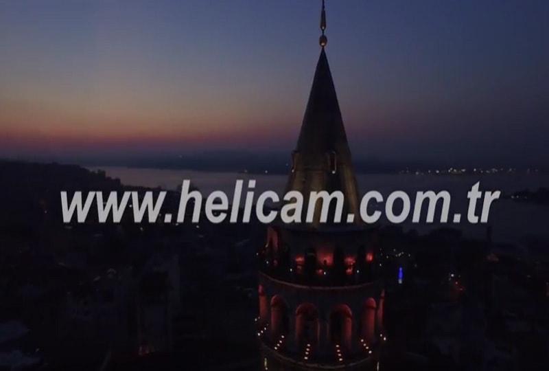 Galata Kulesi Gün Doğumu