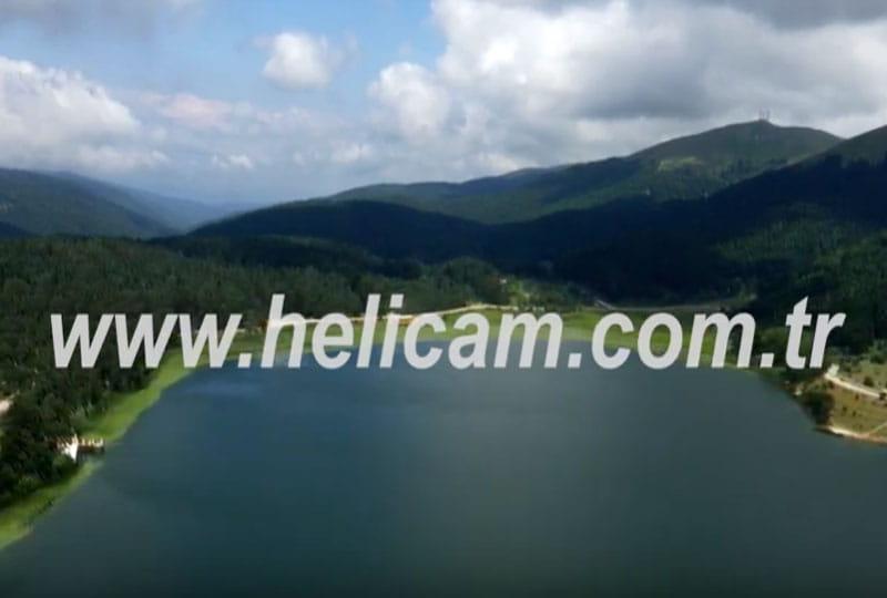Abant Gölü Stok Video Çekimi