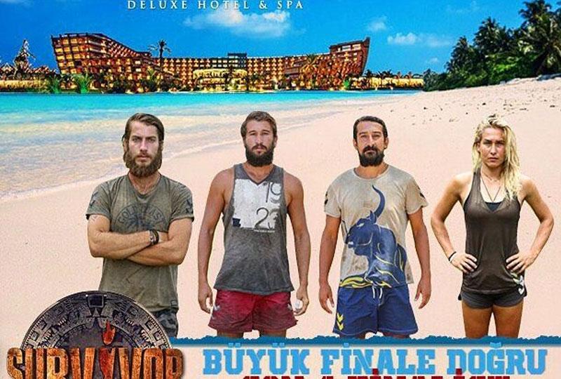 Survivor 2017 Finaller
