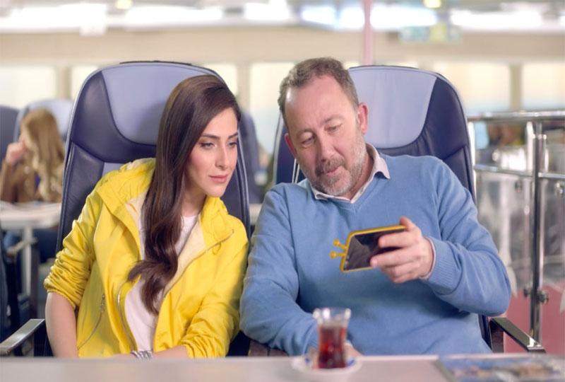 Turkcell Donanlar Reklamı