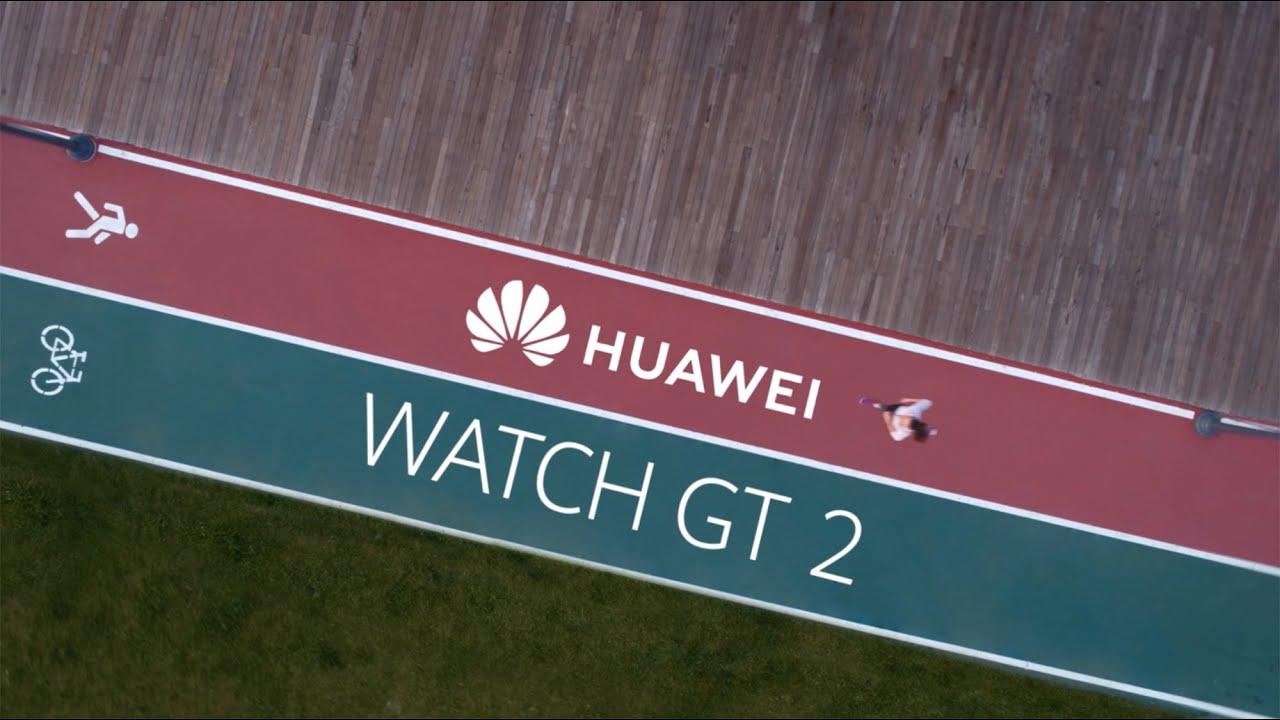 HUAWEI WATCH GT 2 reklam filmi