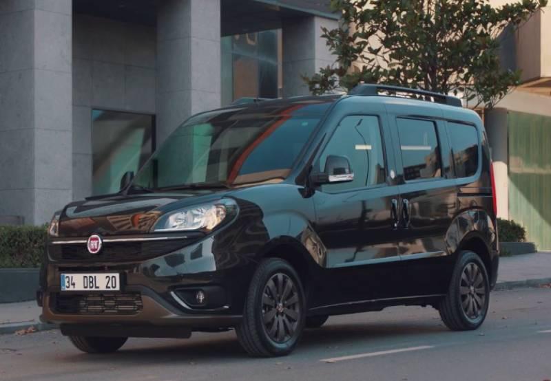 Fiat Doblo Reklam Filmi Havadan Video Çekimi