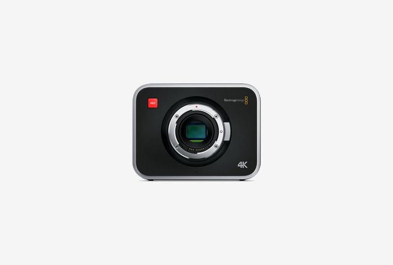 Blackmagic 4K Kamera