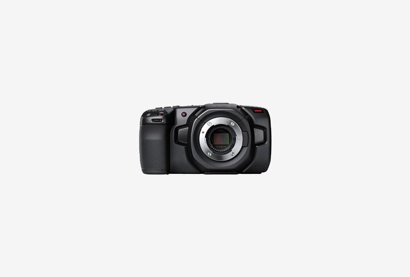 Blackmagic Pocket 4K Kamera