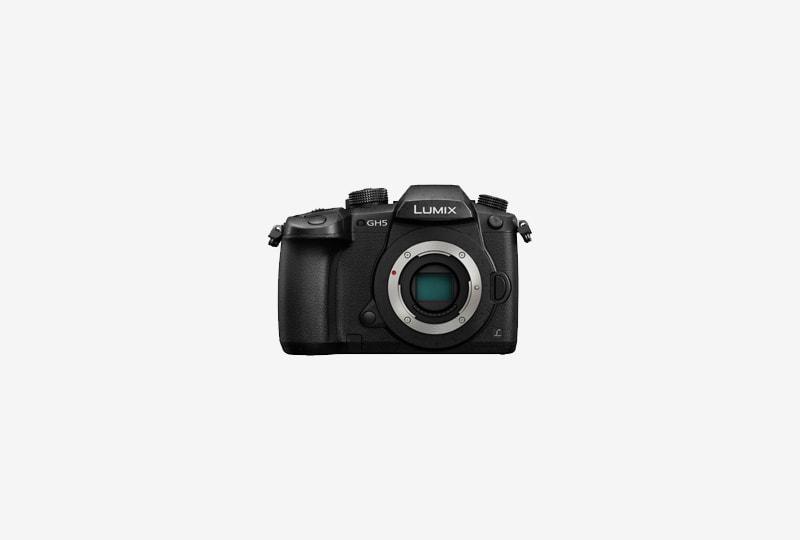 Panasonic Gh5 Kamera